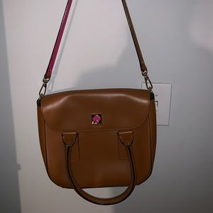 Kate Spade Briefcase/Purse - Perfect Condition